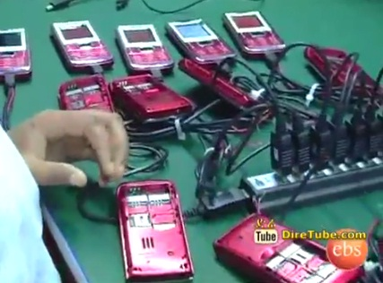EBS Report - Tecno Mobile App Challenge 4 Ethiopia