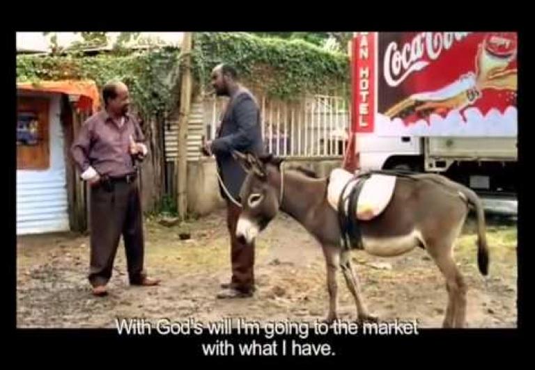 Ethiopian Comedy - Mengedu - Short Comedy Drama Starring Shewaferaw Desalegn
