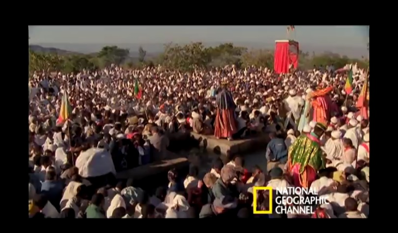 National Geographic - Timket - Ethiopian Epiphany celebration in Lalibela