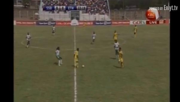 Ethiopian Sport - Ethiopia 2 - 0 South Sudan | CECAFA match Result