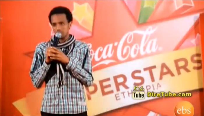 CocaCola Super Star - Henok Tesfaye Vocal Contestant