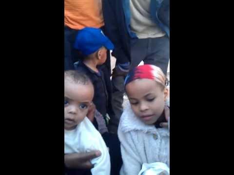 Girum Video - Ethiopian Woman Rapped by Kidnappers in Yemen
