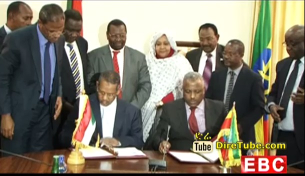 Ethiopian News - The Latest Amharic Evening News From EBC September 18, 2014