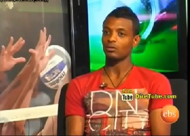 EBS Sport - Interview with Walyia Team Player Getaneh Kebede - Part 1