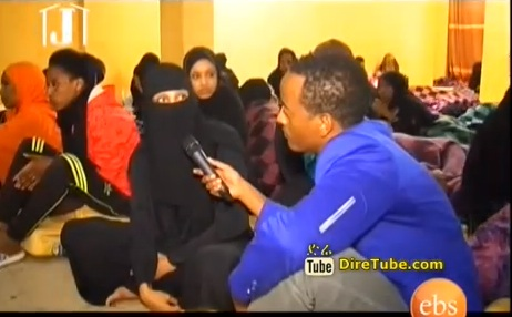 Jossy In Z House Show - Amazing Interview with Saudi Returnees on EBS