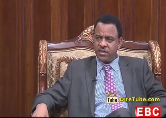 Ethiopian News - The Latest Amharic Evening News From EBC September 27, 2014