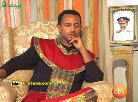 The Kassa Show - Interview with Musician Teddy Afro - Part 1