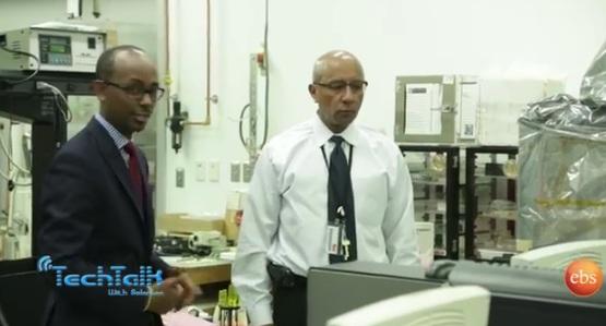 TechTalk With Solomon - Yared H  Kidane (PhD ) - NASA Space