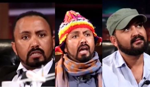 Seifu Fantahune Show - The Latest Episode with Abreham G-Medhin and Betoch Comedy Star Nibret Gelaw