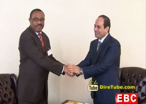 Ethiopian News - The Latest Amharic Evening News From EBC September 24, 2014