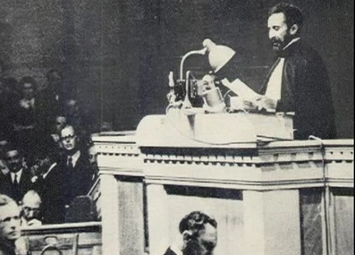 Ethiopian History - Haile Selassie Speech October 6, 1963