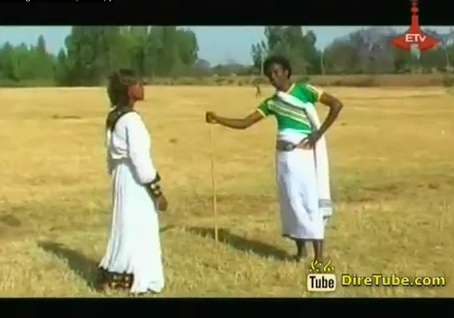 Maritu Tame Alew - Mekentane Lefeta [Traditional Amharic Music Video]