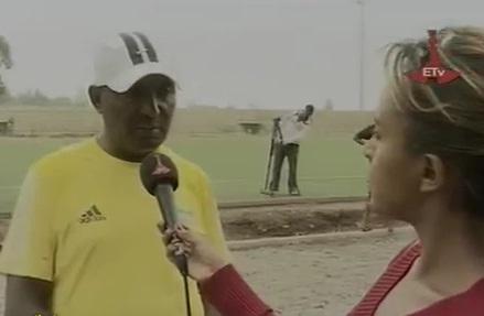 Ethiopian Sport - Friendly Match: Ethiopian Women 0 - 0 Ghanian Women