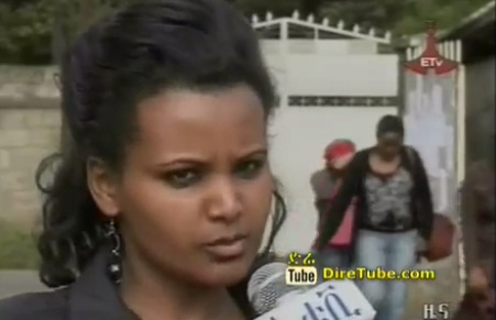 Ethiopian News - The Public in Addis Ababa reaction on the Power Transition