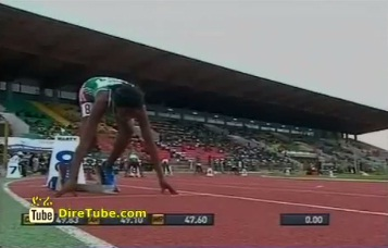 Ethiopian Sport - Four Ethiopian Athletes Qualify for next round 18th African Athletics Champion