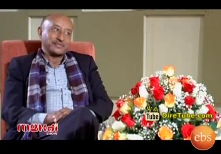 Mekdi Show - Interview With Artist Fikadu T/ Mariam - Part 1