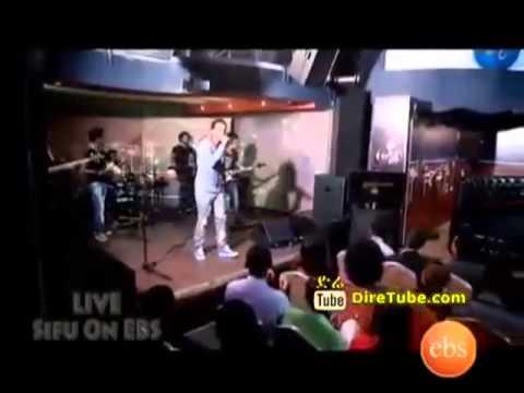 Seifu Fantahun Show - Meet Temesgen G-Egzaber and His Live Performance